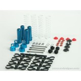 set suspension aluminium 1/18