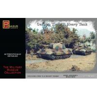 german tiger II heavy tank