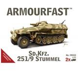 SD.KFZ.251/9 Stummel X2