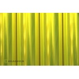 oracover jaune transparent 1M