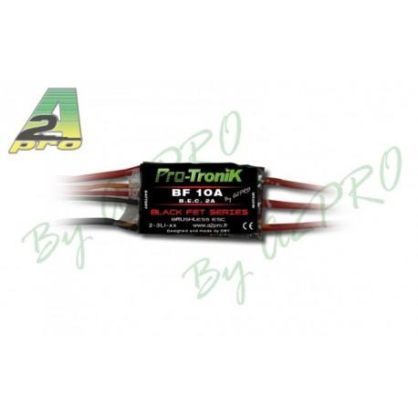 ESC BF10A Bec 2A - Black Fet Series