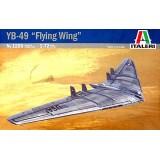 """Boxart YB-49 """"Flying Wing"""" 1280 Italeri"""