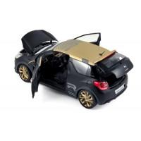 Citroën DS3 Racing 2013 - Black Matt & Gold     .