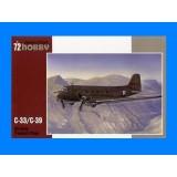 """C-33/C39 """"US Transport Plane"""""""