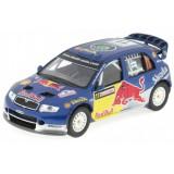SKODA Fabia WRC Evo II - No.11 Rally Turkey 2006 - Rovanpera / Pietilai