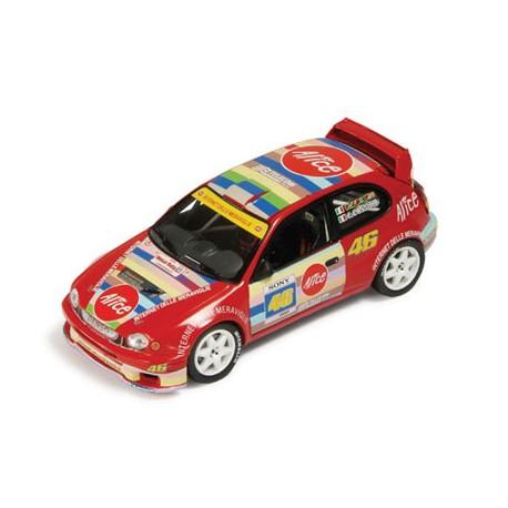 toyota corolla WRC monza rally 2004 valentino rossi