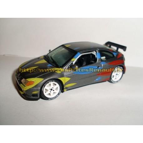 KIT RESINE mégane 1996 KIT CAR