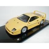 kyosho FERRARI F40 jaune