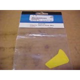 E-FLITE EFLH-2228Y - VERTICAL FIN - YELLOW W/O DECALS