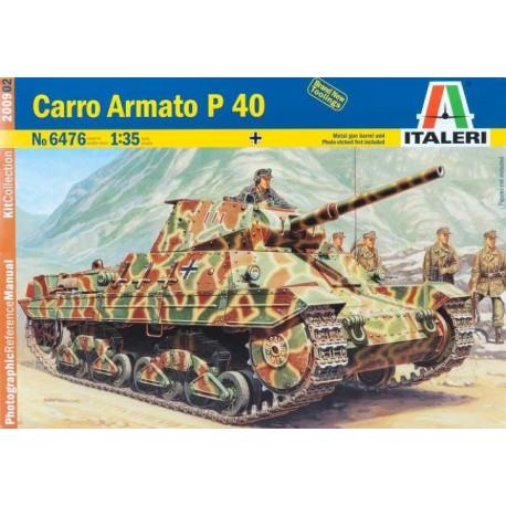 ITALERI 1/35 Carro Armato P 40