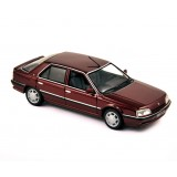Renault 25 TX 1990 dark red