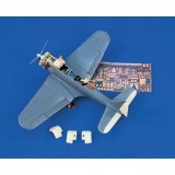 SBD 1-2-3 EARLY A-24 DAUNTLESS SUPERDETAIL