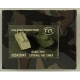ISRAELI M113 EXTERNAL FUEL TANKS