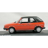 Volkswagen Golf Cabriolet 1981