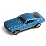 FORD MUSTANG GT Fastback 1967 Metallic Light Blue