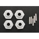 HPI Hexagonne 12mm argent