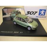 PEUGEOT 307 XT vert métal