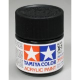 pot peinture tamiya noir brillant X1