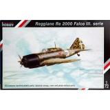 Reggiane Re 2000   falco III. serie