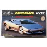 Lamborghini Diablo Sv My98