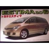 Toyota Estima G Type 3.0 4WD
