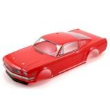 carrosserie MUSTANG GT 1966 rouge