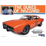 dodge charger 1/16 general lee (the dukes of hazzard)