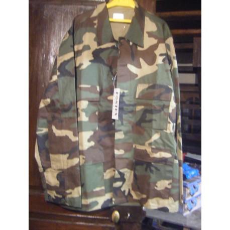ensemble veste et pantalon militaire XL
