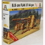 Italeri 6602 - 8.8 cm FLAK 37 AA Gun