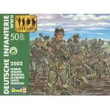02502 1/72 Deutsche Infanterie WW II