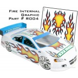 STICKER INT FIRE 2700XR004