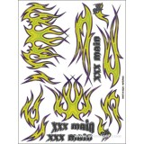 STICKERS INFERNO 2700XS029