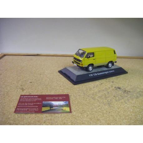 VW T3b kastenwagen syncro jaune PREMIUM 13001