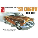 AMT 862/12 1/25 '51 Chevy Bel Air