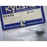 KYOSHO vintage  BSW58 ecrou vilebrequin