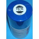 bombe peinture tamiya TS 15 bleue