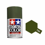 bombe peinture tamiya TS 5 olive drab mat