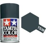 bombe peinture tamiya TS 38 gris acier