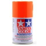 bombe lexan tamiya PS 24 orange fluo