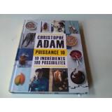 PUISSANCE 10 livre cuisine