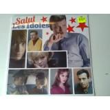 """disque vintage 33T """" SALUT LES IDOLES """""""