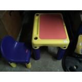 table et chaise pour jeune enfant