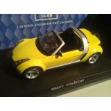 smart roadster 1/18 KYOSHO 09102Y