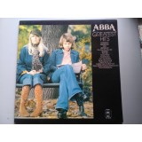 VINYLE ABBA greatest hits EPIC 69218