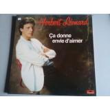 VINYLE herbert leonard CA DONNE ENVIE D AIMER POLYDOR 2393311