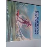 VINYLE the beach boys 20 golden greats  EMI RECORDS EMTV 1 OC 062 O 82232