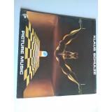 VINYLE klaus schulze PICTURE MUSIC ISA 9007