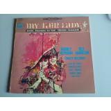 VINYLE BOF my fair lady CBS 70001 audrey hepburn