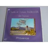 VINYLE chants et danses traditionnels de france PROVENCE festival FLDX 582