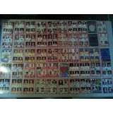 lot cartes division 2 PANINI 1995